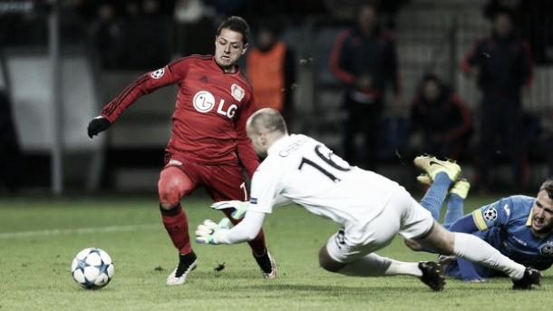 BATE Borisov 1-1 Bayer Leverkusen: Bayer battle to earn point in Belarus