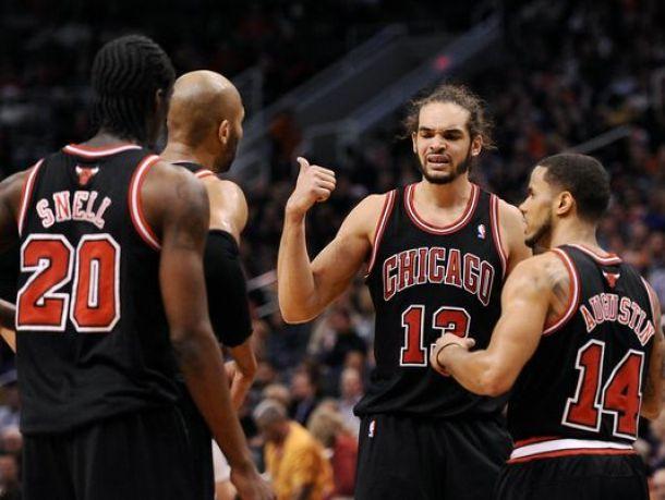 Allo Staples Center i Bulls battono i Lakers