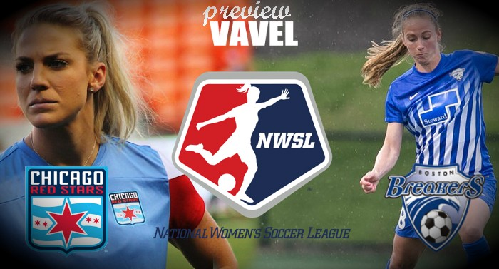 Chicago Red Stars look to take all three points from Boston Breakers in Olympic Send-Off game