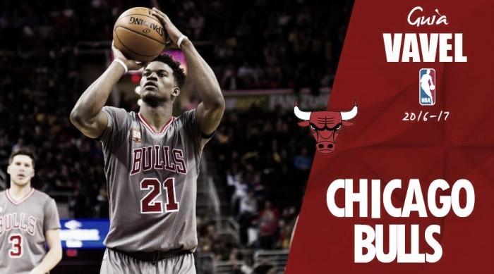 Guia VAVEL da NBA 2016/17:Chicago Bulls