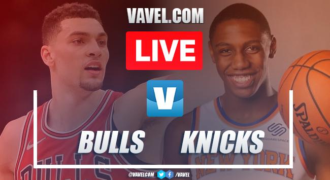 Full Highlights: Bulls 98-105 Knicks, 2019 NBA Regular Season