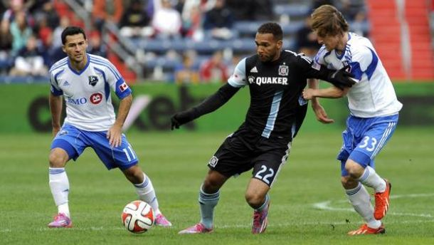 Montreal Impact Earn Lackluster Point In Chicago