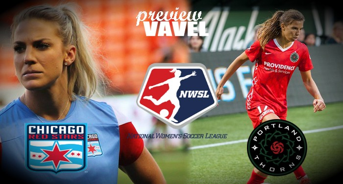 Chicago Red Stars look for three points against Portland Thorns FC in reverse fixture