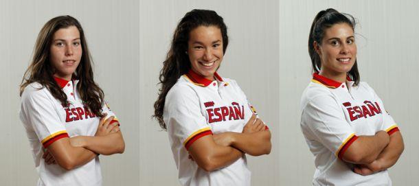 Tres medallas más para España en Nankín