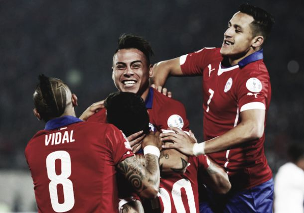 Chile 5-0 Bolivia: La Roja superb and efficient as they top Group A emphatically