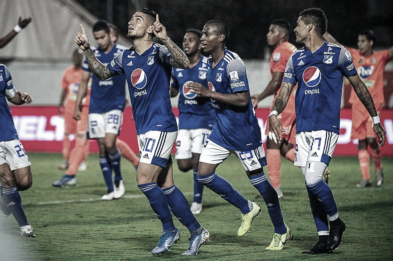 Twitter Millonarios FC