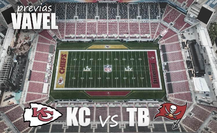 Previa Chiefs vs Buccaneers Super Bowl LV: Brady busca su séptimo título