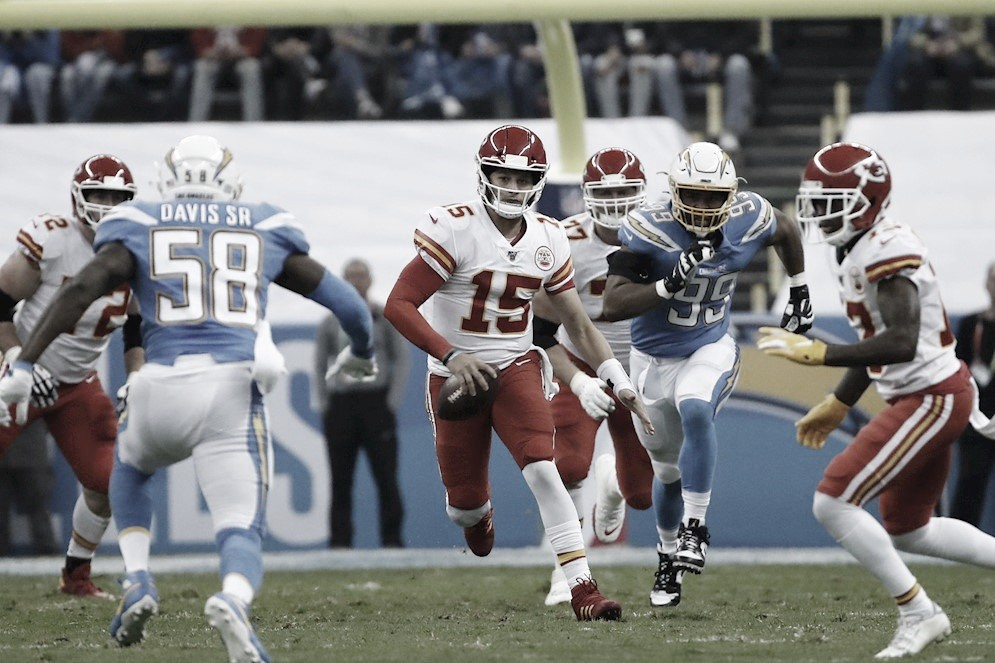 Chiefs vencen a Chargers en el NFL México Game 2019