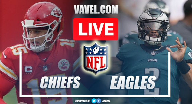 Highlights and Touchdowns: Chiefs 42-30 Eagles in NFL Season