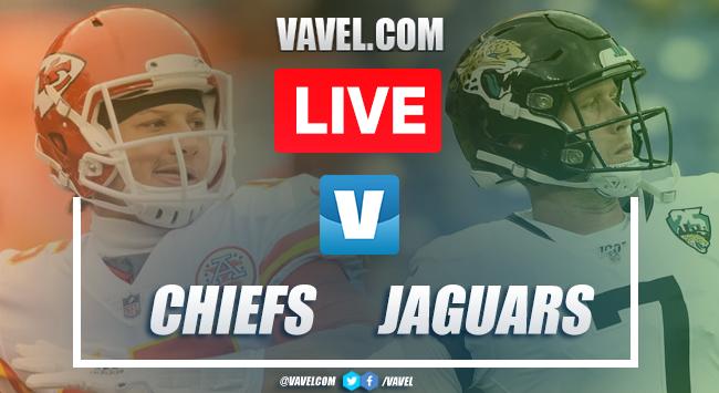 Highlights and Touchdowns: Chiefs 40-26 Jaguars, 2019 NFL Season