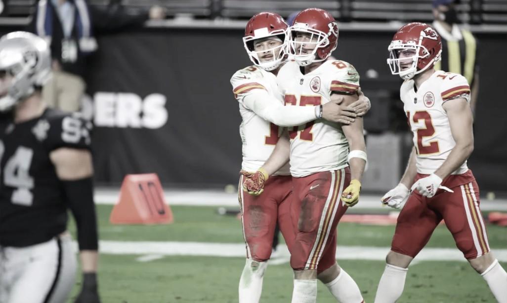 Divulgação/Kansas City Chiefs