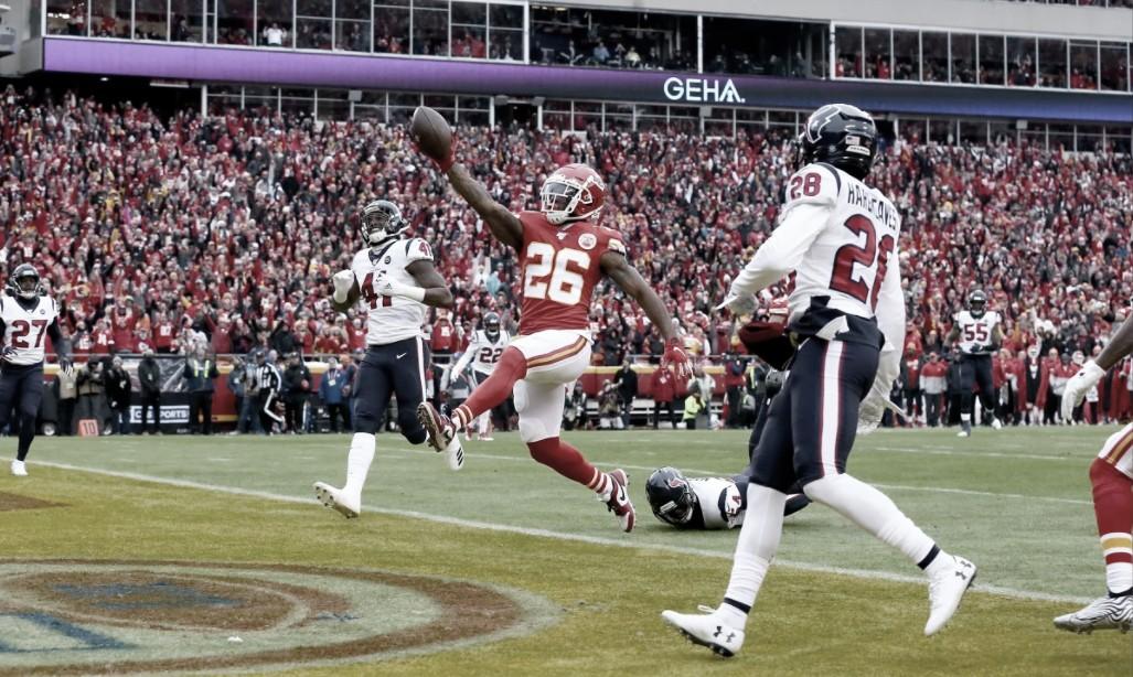 Vai começar! Saiba tudo sobre o kickoff da NFL entre Chiefs x Texans