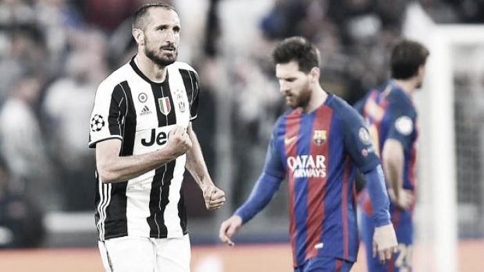"""Champions League, Chiellini avverte i suoi: """"Il Monaco merita rispetto"""""""