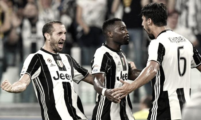 Juventus, buone notizie da Khedira: