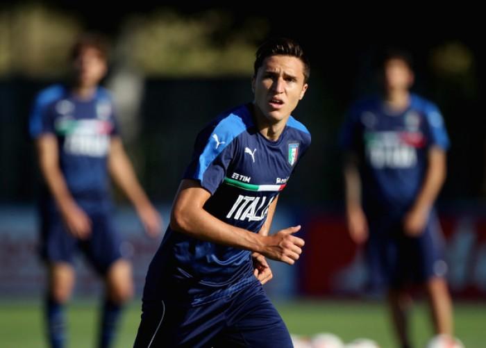 """Under 21, Chiesa: """"Mi farò trovare pronto, vorrei sfidare Bellerin e Asensio"""""""
