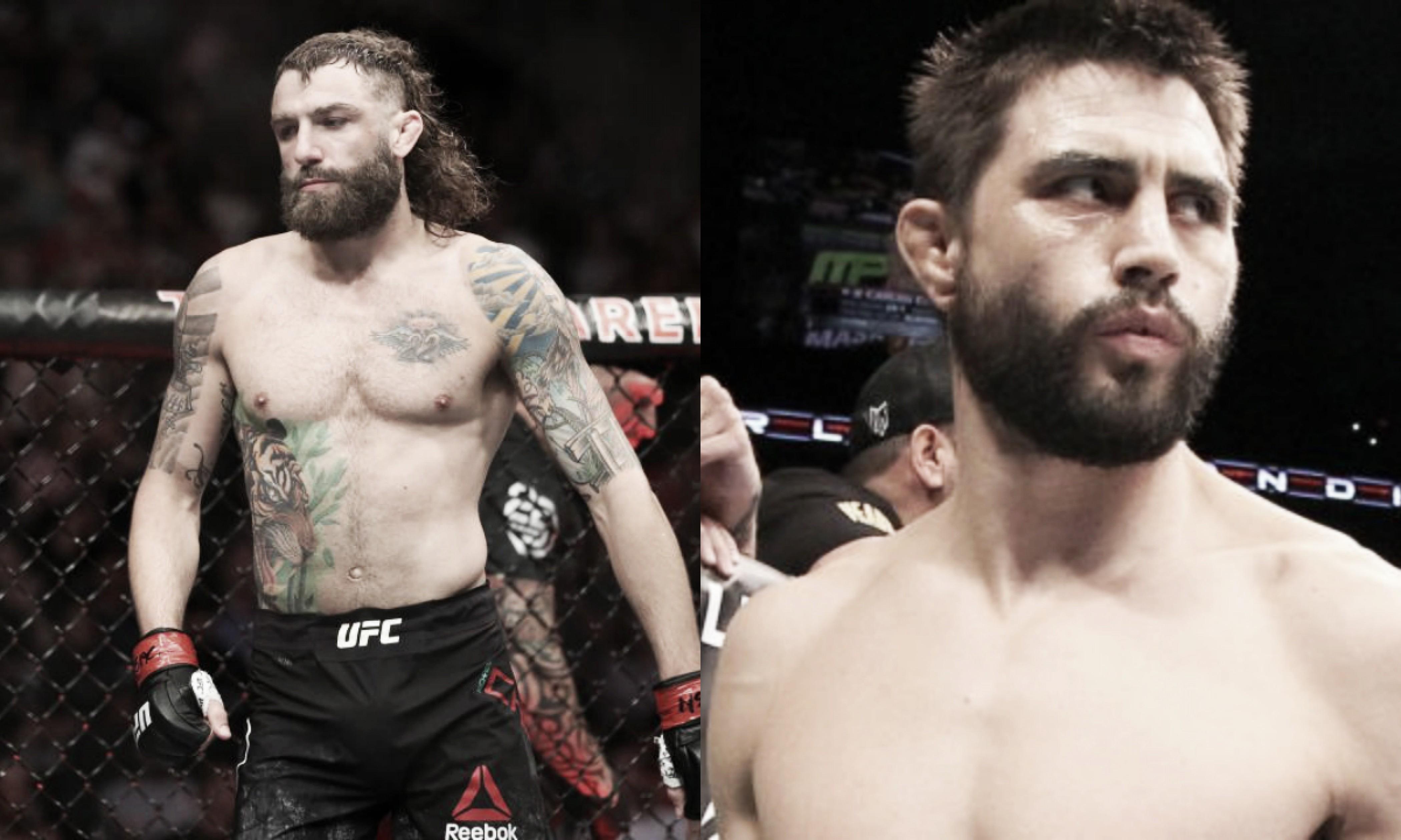 Chiesa - Condit en planes para UFC 232