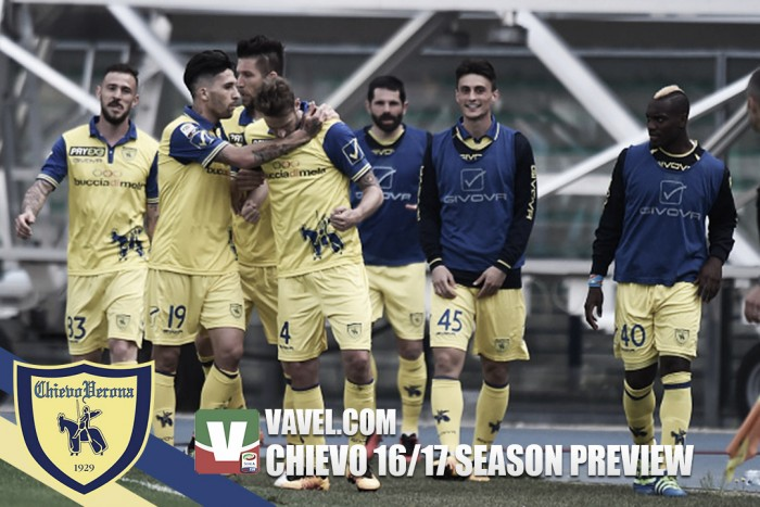 Chievo Verona 2016/17 Serie A season preview: Flying Donkeys will hope their wings can carry them further into the top half
