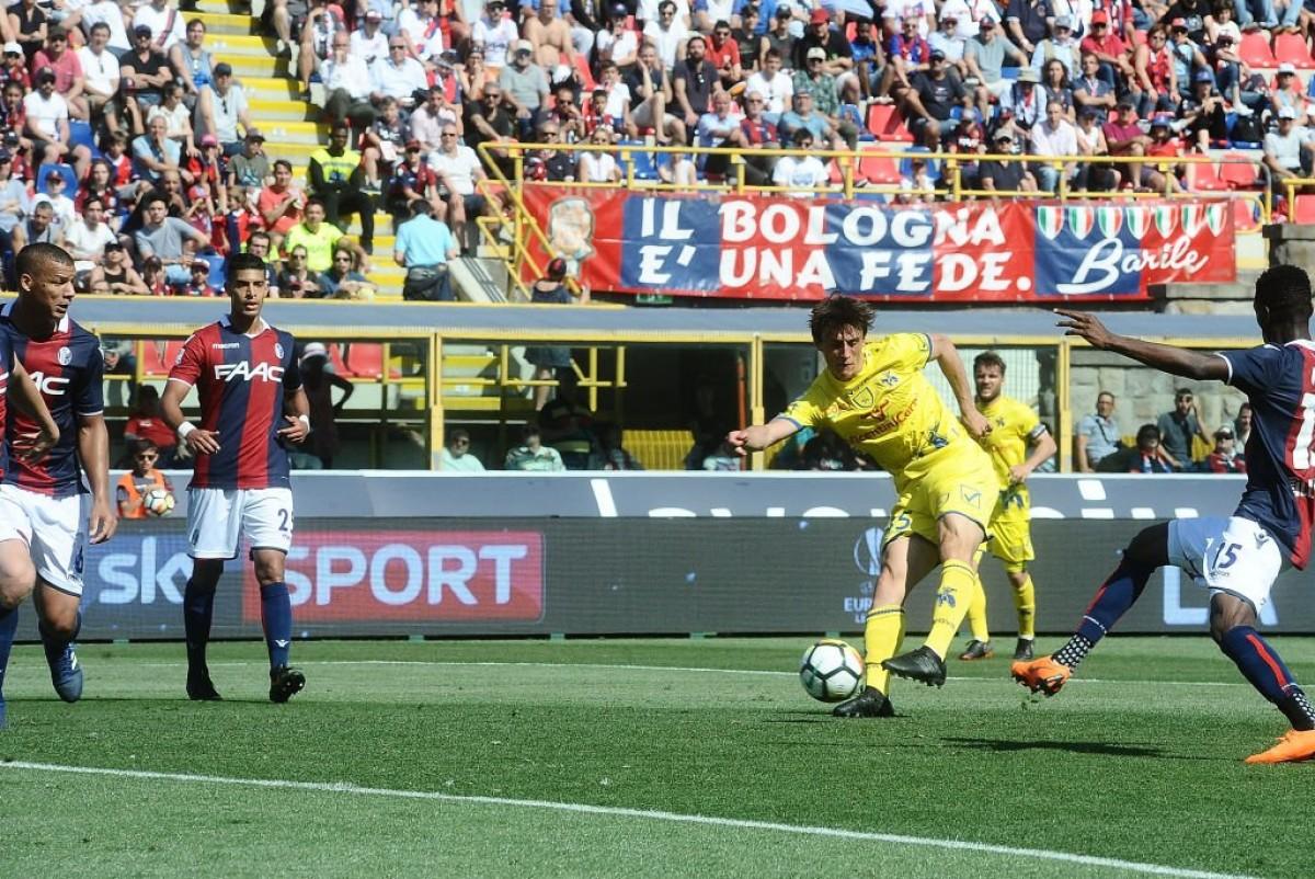 Bologna-Chievo 1-2, Giaccherini e Inglese fanno vincere ancora D'Anna