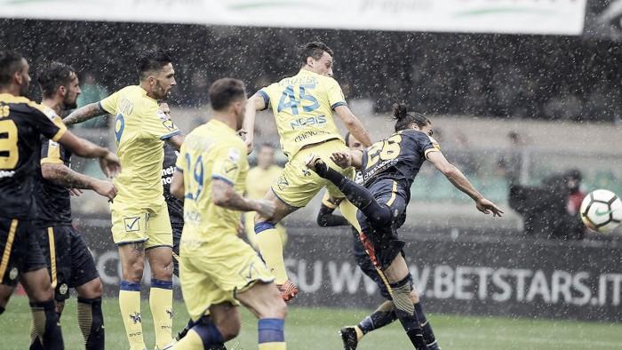 Previa Chievo vs Hellas: el derbi que paraliza Verona