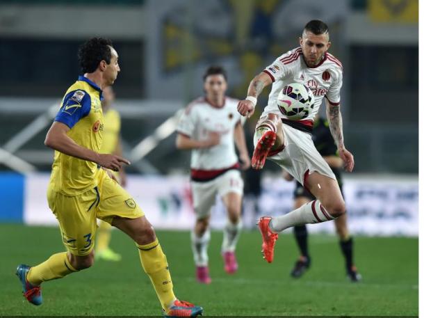 Un Milan modesto pareggia 0-0 al Bentegodi di Verona