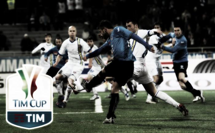 Il Chievo vola agli ottavi: 3-0 al Novara