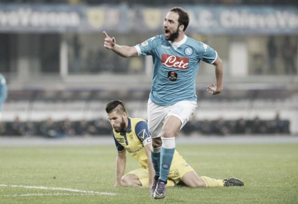 Napoli, l'undici di Sarri in vista della sfida all'Hellas