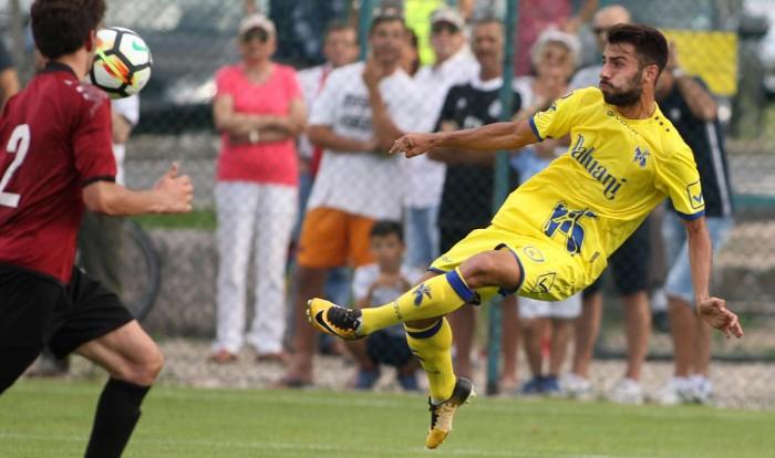 Chievo, valanga di gol al S.Anna. Doppiette per Garritano, Birsa e Inglese