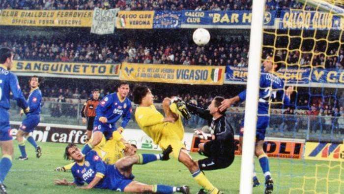 Serie A - Mezzogiorno di fuoco al Bentegodi, c'è il derby di Verona