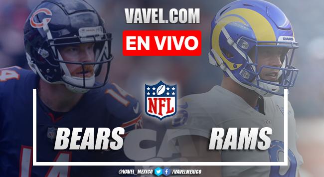 Goles y Resumen del Chicago Bears 14-34 Los Angeles Rams en Semena 1 NFL 2021