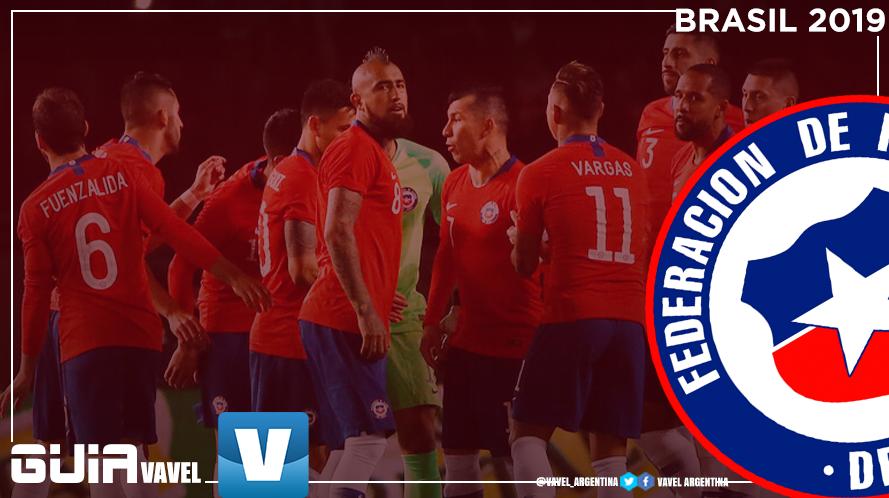 Guía Copa América VAVEL: Chile, quieren ir por el tricampeonato