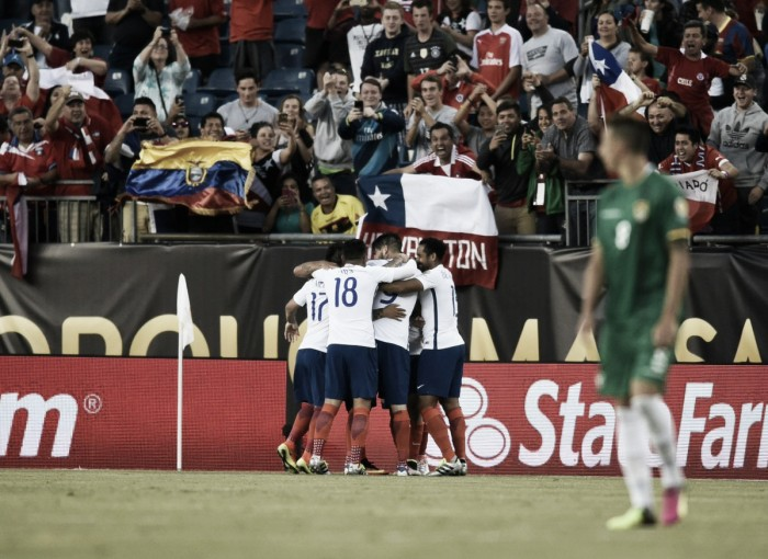 Copa America Centenario: Can Chile be a likable team without controversy?