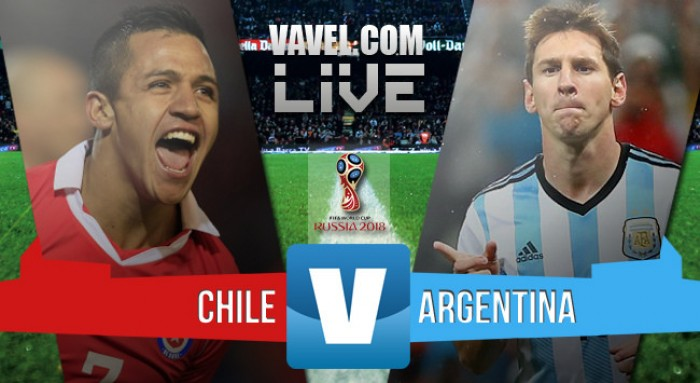Chile 1-2 Argentina: asalto albiceleste en el Nacional