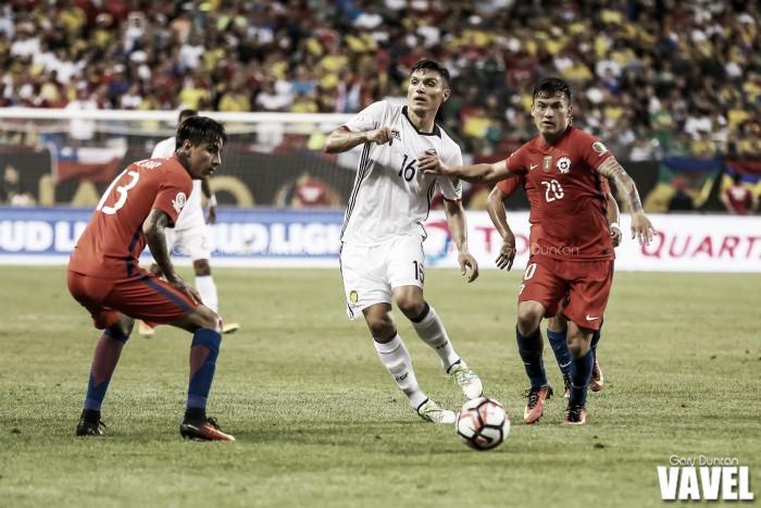 Copa America Centenario: Colombia falters at final hurdle