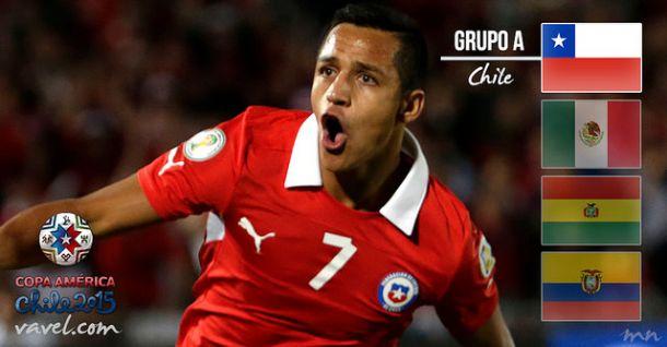 Chile 2015: la primera debe ser en casa