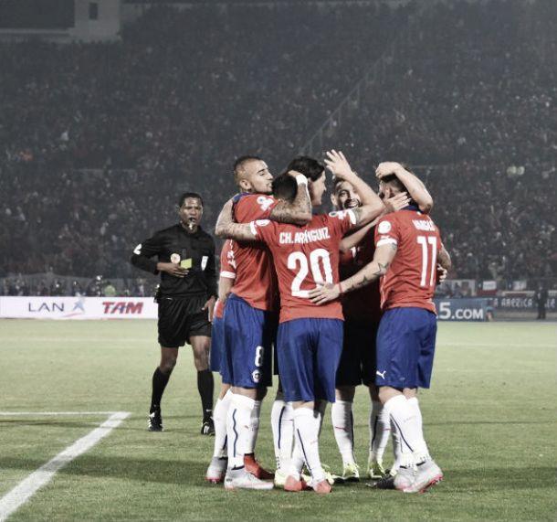 La Roja busca su primer Copa América