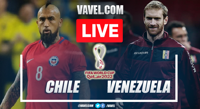 Goals and Highlights: Chile 3-0 Venezuela in World Cup Qualifiers 2022