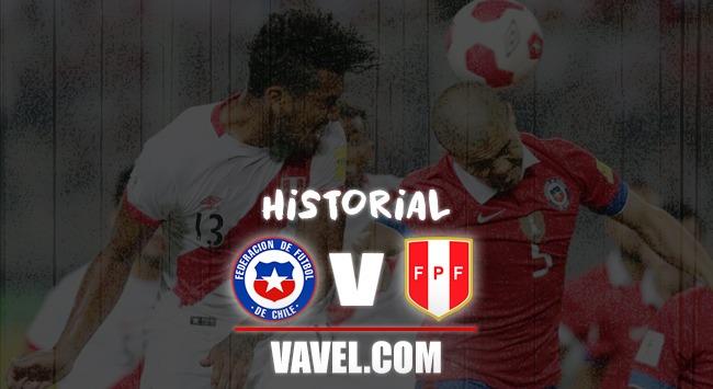 Historial Chile vs Perú: El 'Clásico del Pacífico' lo domina Chile