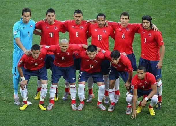 Chile cumple 30 partidos mundialistas