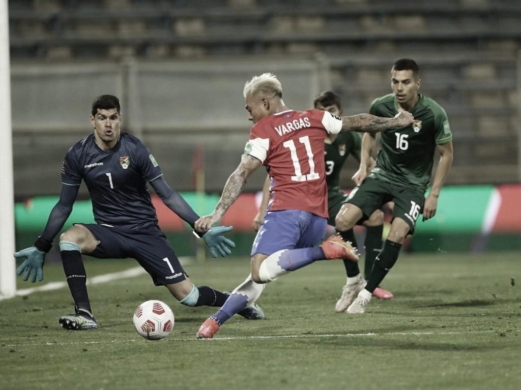 Chile e Bolívia se enfrentam em busca da primeira vitória na Copa América