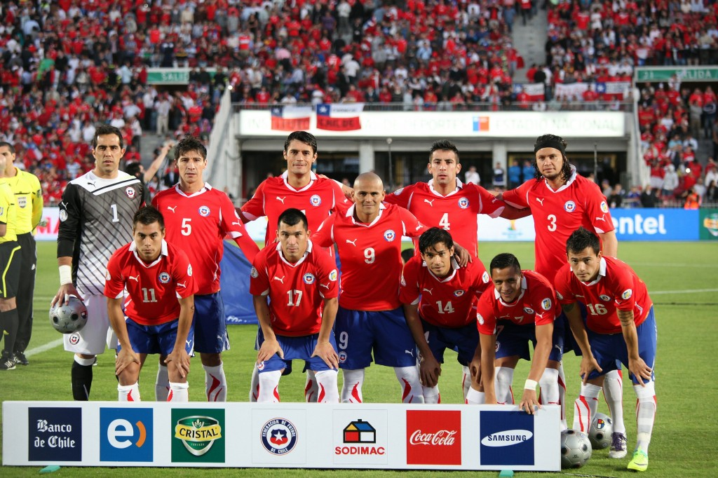 Chile ya tiene horarios para las Eliminatorias