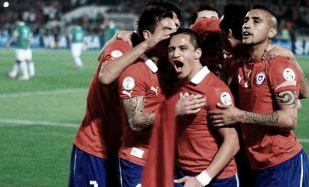 """Australia - Cile, Vidal: """"Per il Cile morirei"""""""