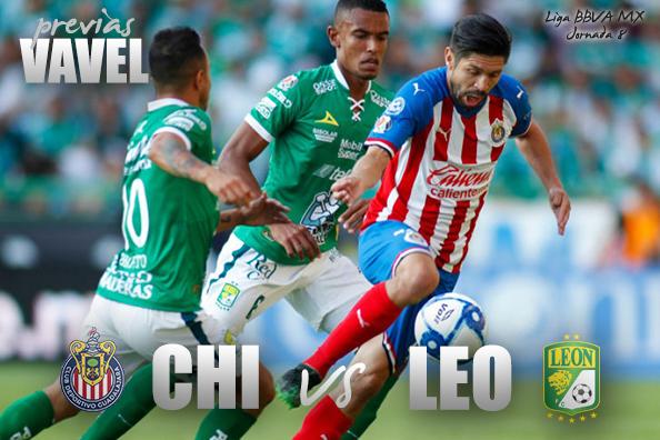 Previa Chivas - León: Promesa de goles