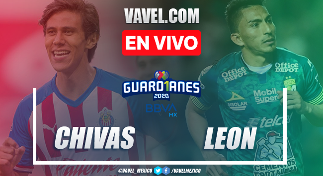 Resumen Completo: Chivas 0-0 León en Liga MX 2020