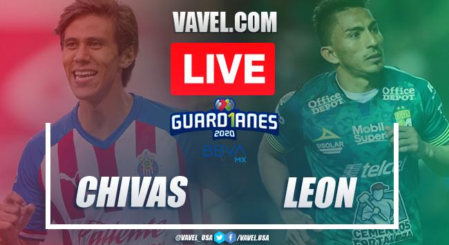Goals and Highlights: Chivas 0-0 Leon in 2020 Liga MX