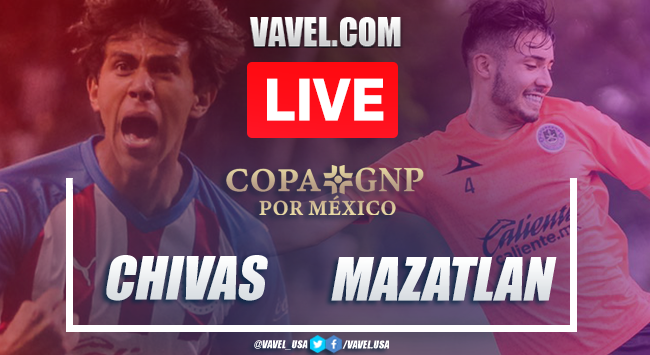 Goals and Highlights: Chivas 3-1 Mazatlán FC in 2020 Friendly