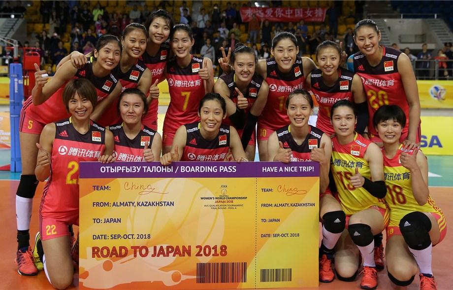 Raio-X do Mundial de Vôlei Feminino (Grupo B)
