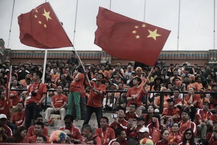 O futebol chinês: potência futebolística do futuro?