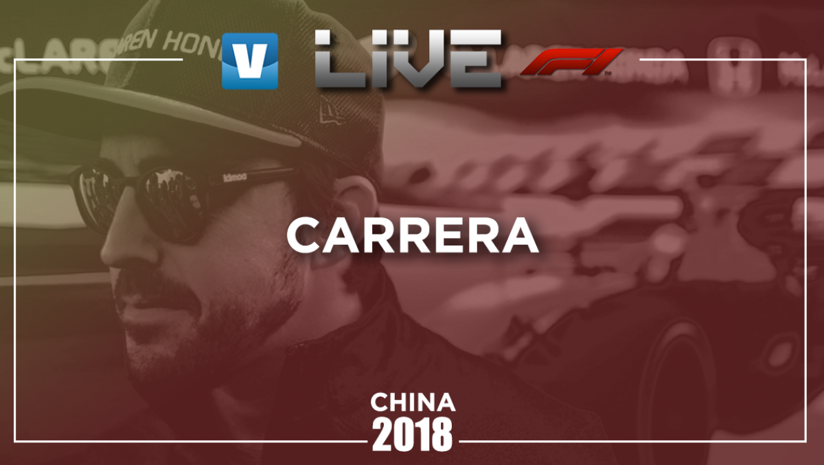 Resumen GP de China 2018 de Fórmula 1