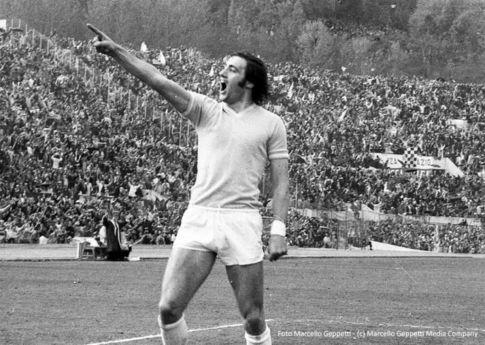 Chinaglia, Lazio, scudetto '74