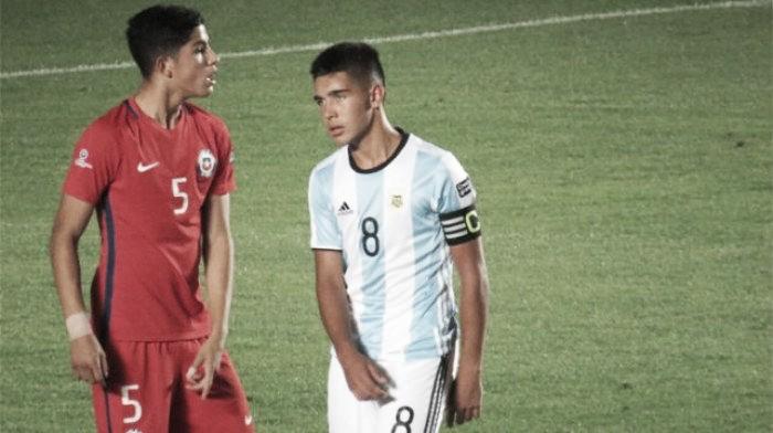 Sudamericano Sub 15: La Argentina no pudo con Chile